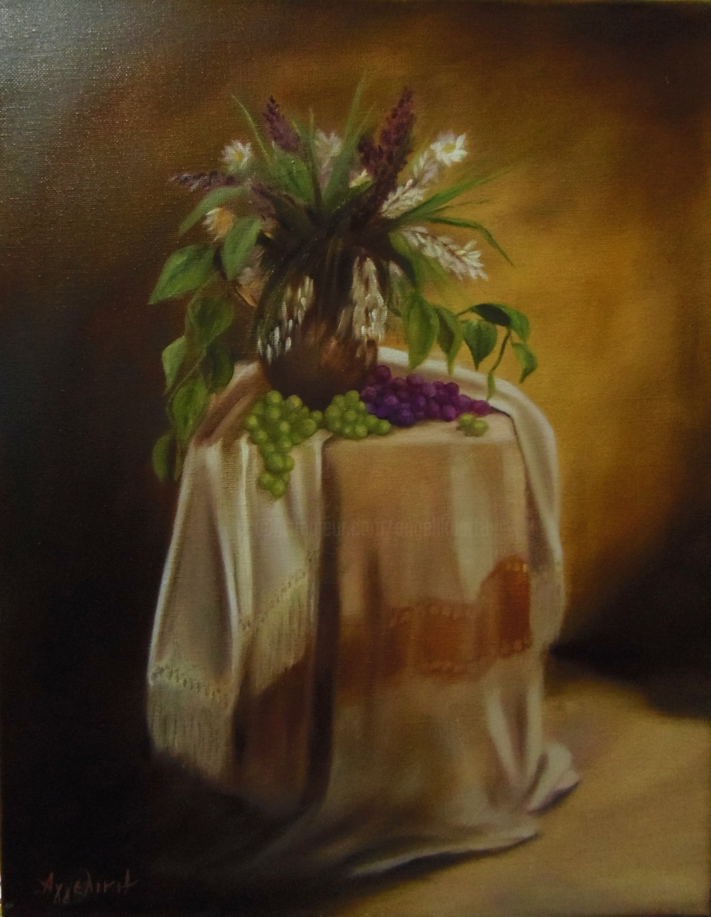 """Ageliki [Αγγελικη] - """"Le bouquet"""""""