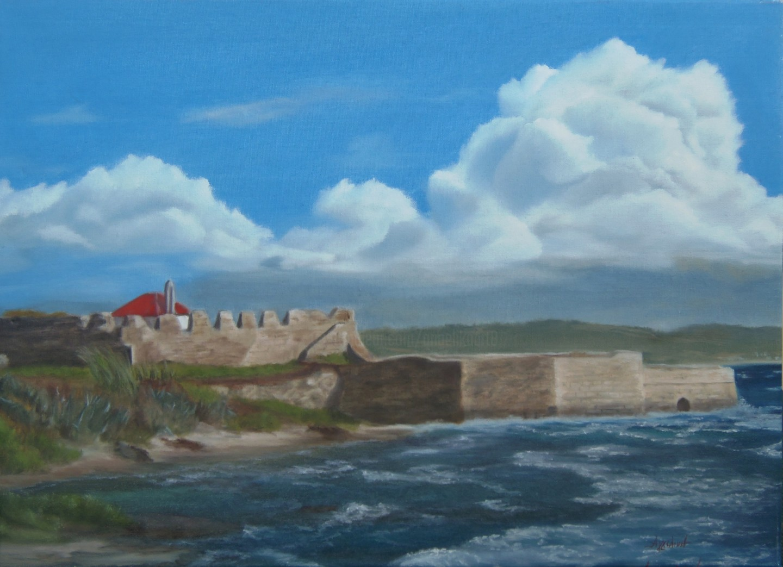 Ageliki [Αγγελικη] - Pantokratora's Castle, Preveza, Greece