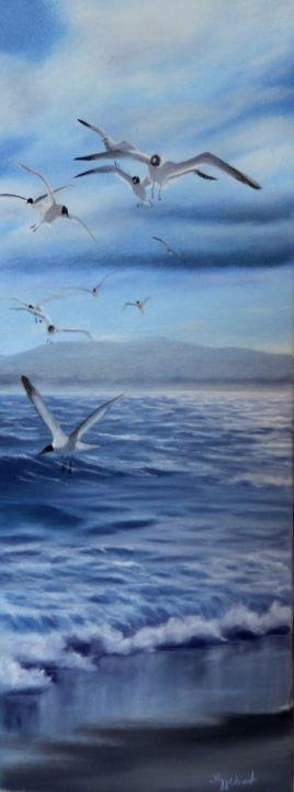 "Ageliki [ΑγγελικΗ] - ""Seagulls"""