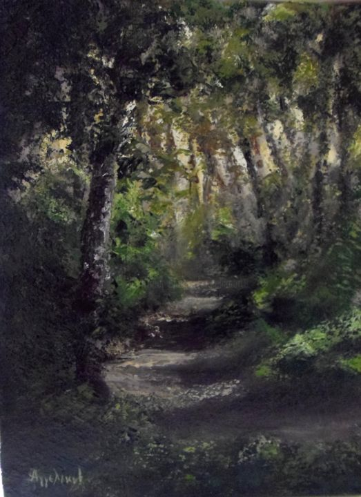 "Ageliki [ΑγγελικΗ] - ""Path"""