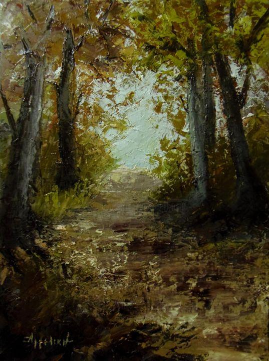 "Ageliki [ΑγγελικΗ] - ""Autumn path"""