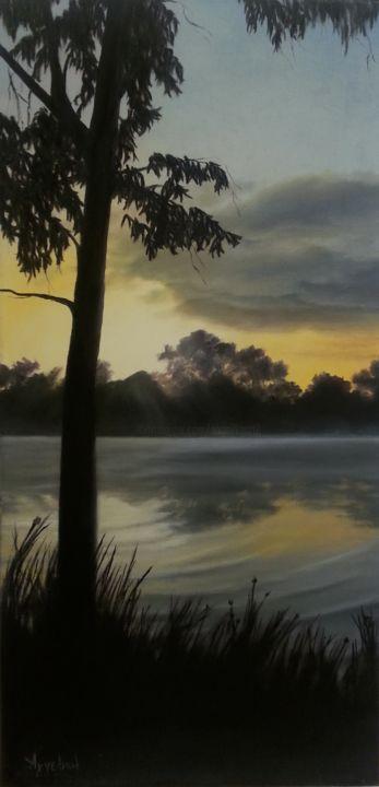 "Ageliki [ΑγγελικΗ] - ""Sunset at Margarona"""