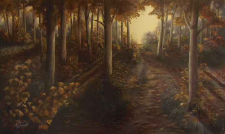 "Ageliki [ΑγγελικΗ] - ""Dark forest"""
