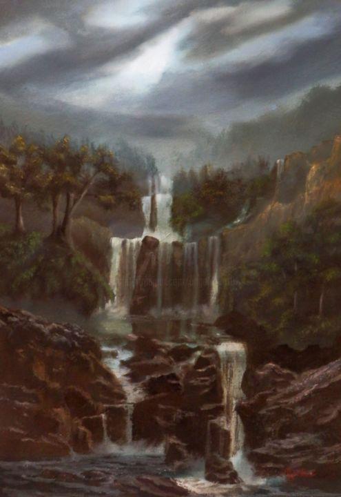 """Ageliki [ΑγγελικΗ] - """"Waterfalls"""""""